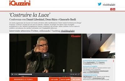iGuzzini: BuildingLight Conference @Fuorisalone