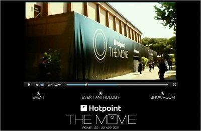 HOTPOINT – Ariston: Hotpoint The Movie Web Channel