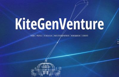 KiteGen Venture : Sito Corporate